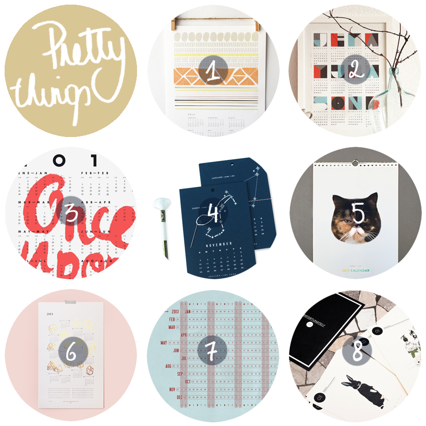 au pays des merveilles pretty things calendars