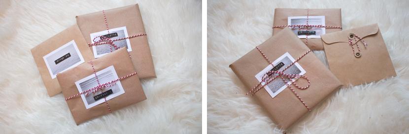 gift wrapping via au pays des merveilles
