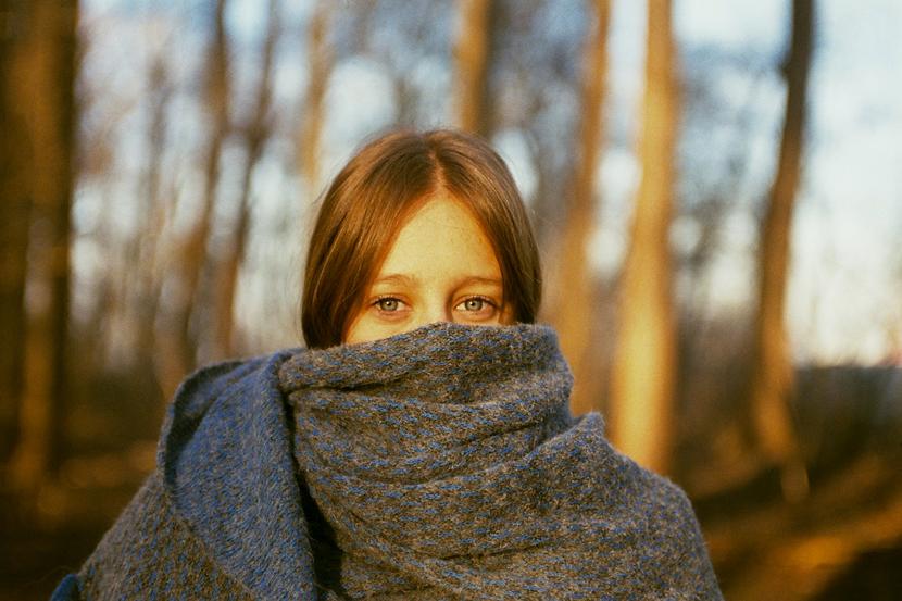 textile by ella de vos, photography by hannelore veelaert