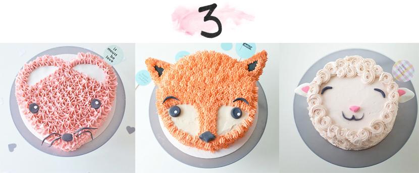 cakes by handmade charlotte via au pays des merveilles