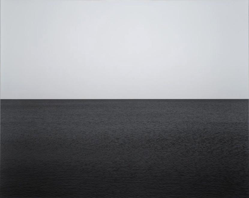 seascape by Hiroshi Sugimoto via au pays des merveilles